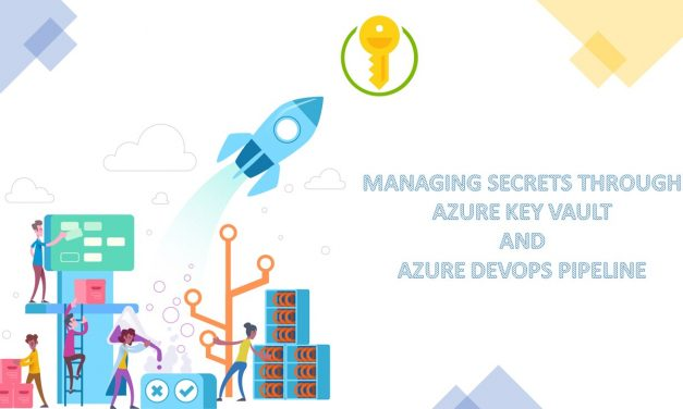 Managing Secrets Through AZURE KEY VAULT And Azure DevOps Pipeline